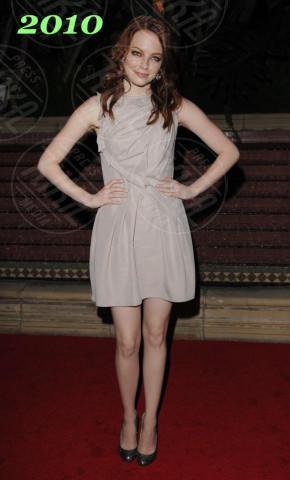 Emma Stone - 05-03-2010 - Emma Stone, uno stile impeccabile sul red carpet