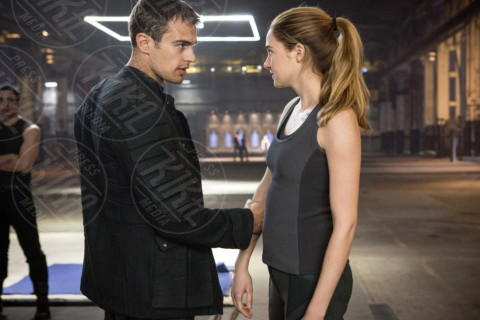 Theo James, Shailene Woodley - Los Angeles - 24-03-2014 - Theo James convinse da subito Veronica Roth
