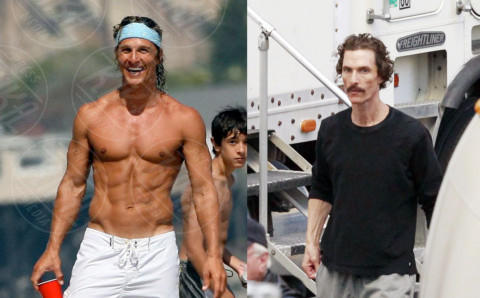 Matthew McConaughey - 30-07-2013 - Gary Oldman si è trasformato in Winston Churchill
