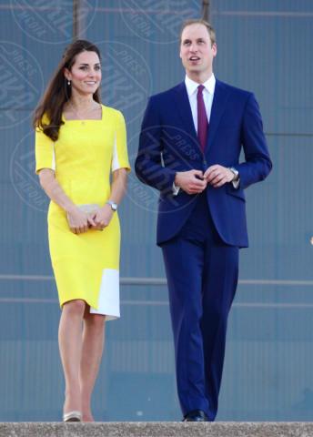 Principe William, Kate Middleton - Sydney - 16-04-2014 - Kate Middleton, più che un viaggio… una sfilata!