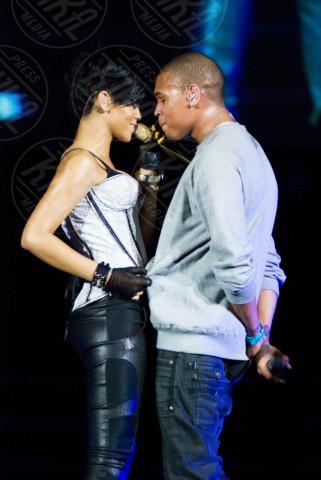 Chris Brown, Rihanna - 16-12-2008 - Amber Heard, solo l'ultima star picchiata dal compagno