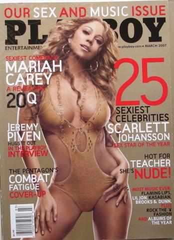 Mariah Carey - Los Angeles - 17-04-2014 - La rivista Playboy festeggia i sessant'anni