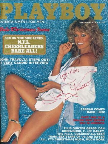 Farrah Fawcett - Los Angeles - 17-04-2014 - La rivista Playboy festeggia i sessant'anni