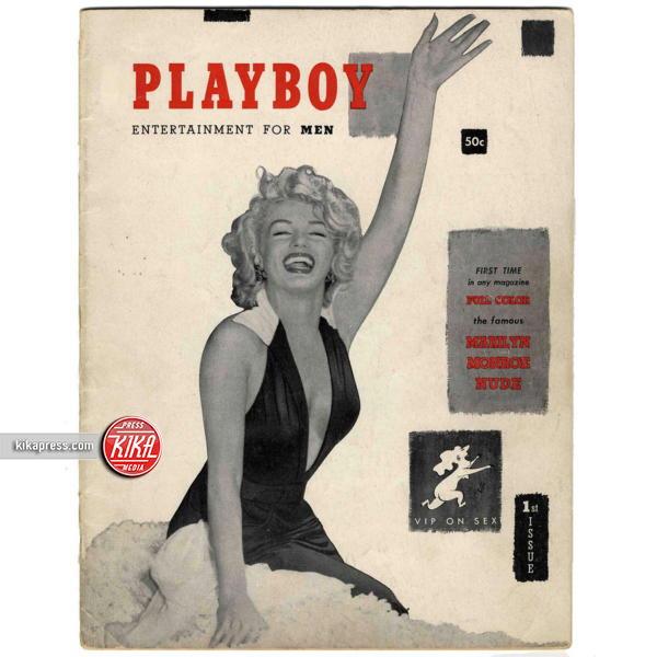 Marilyn Monroe - Los Angeles - 17-04-2014 - La rivista Playboy festeggia i sessant'anni