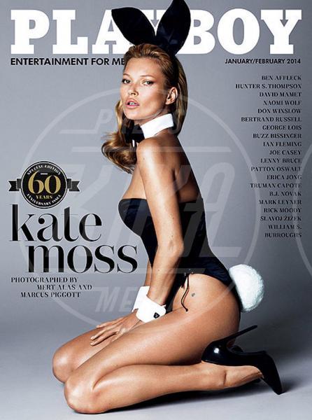 Kate Moss - Los Angeles - 17-04-2014 - La rivista Playboy festeggia i sessant'anni