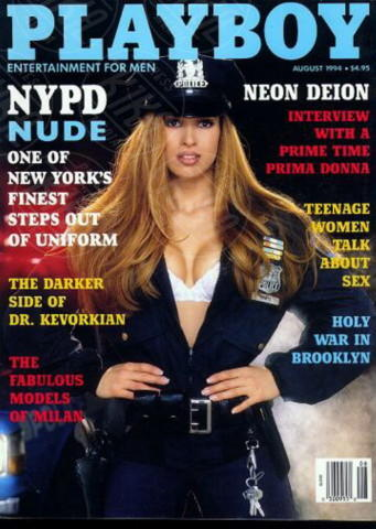 Carol Shaya - Los Angeles - 17-04-2014 - La rivista Playboy festeggia i sessant'anni