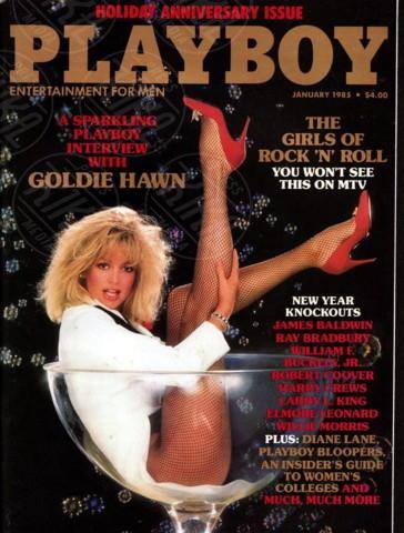 Goldie Hawn - Los Angeles - 17-04-2014 - La rivista Playboy festeggia i sessant'anni