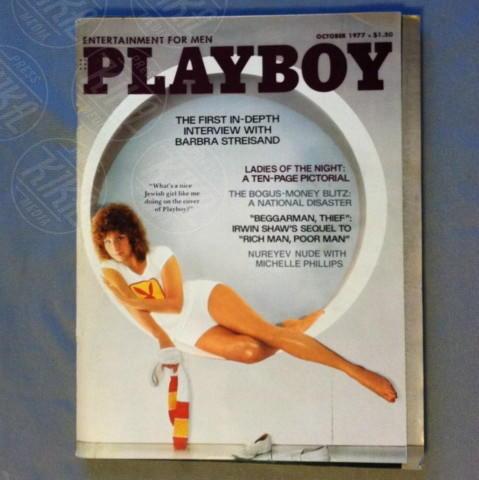 Barbra Streisand - Los Angeles - 17-04-2014 - La rivista Playboy festeggia i sessant'anni