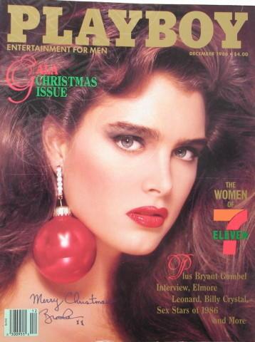 Brooke Shields - Los Angeles - 17-04-2014 - La rivista Playboy festeggia i sessant'anni
