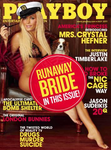 Crystal Harris - Los Angeles - 17-04-2014 - La rivista Playboy festeggia i sessant'anni