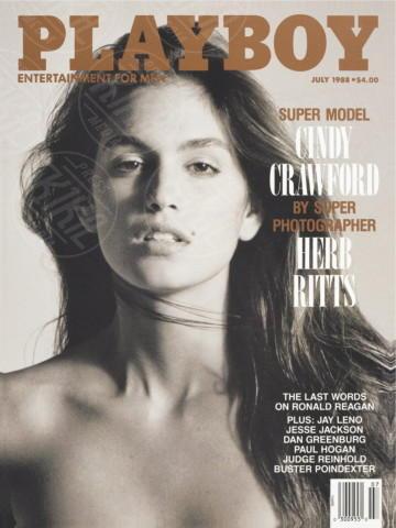 Cindy Crawford - Los Angeles - 17-04-2014 - La rivista Playboy festeggia i sessant'anni