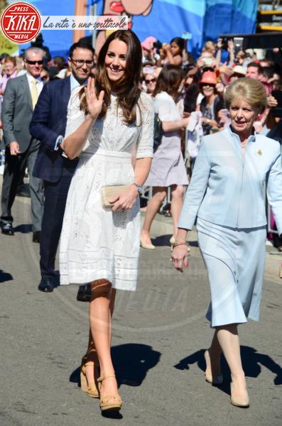 Kate Middleton - Sydney - 17-04-2014 - Kate Middleton, più che un viaggio… una sfilata!