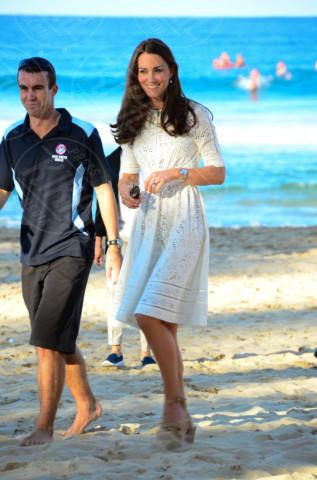 Kate Middleton - Sidney - 18-04-2014 - Kate Middleton e Mary di Danimarca, lo stile è lo stesso