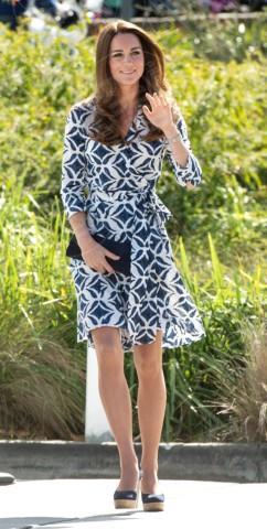 Kate Middleton - 17-04-2014 - Vita da Kate Middleton? Provate a mettervi nelle sue scarpe!