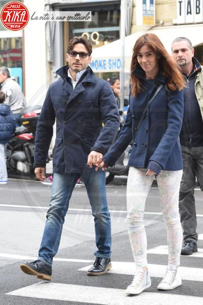 Pier Silvio Berlusconi, Silvia Toffanin - Santa Margherita Ligure - 21-04-2014 - Star come noi: la coppia ha bisogno dei suoi spazi