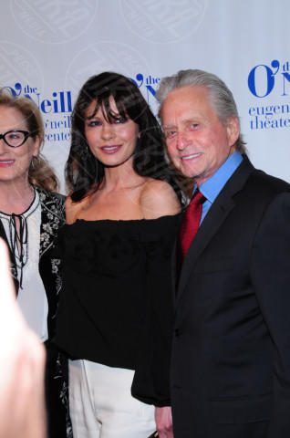 Catherine Zeta Jones, Michael Douglas - New York - 21-04-2014 - Douglas-Zeta Jones: la riconciliazione è compiuta