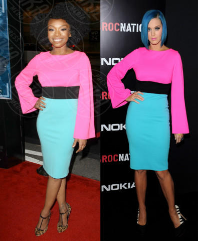 Katy Perry, Brandy Norwood - 22-04-2014 - Katy Perry e Brandy Norwood: chi lo indossa meglio?