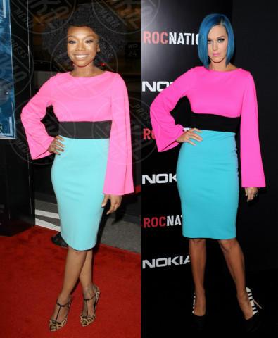 Katy Perry, Brandy Norwood - 22-04-2014 - Katy Perry e Brandy Norwood: chi lo indossa meglio?