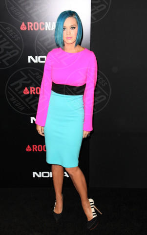 Katy Perry - usa - 11-02-2012 - Katy Perry e Brandy Norwood: chi lo indossa meglio?