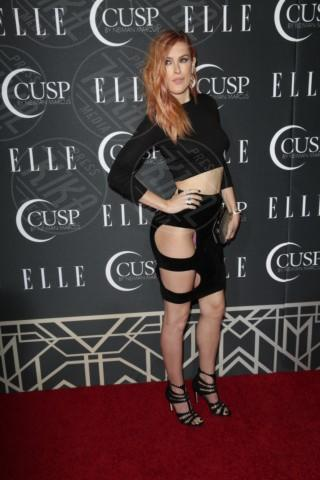 Rumer Willis - Los Angeles - 22-04-2014 - Top Crop & company: pancini al vento sul red carpet