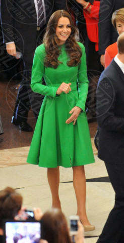 Kate Middleton - Canberra - 24-04-2014 - Kate Middleton e Lady Diana, lo stile è lo stesso