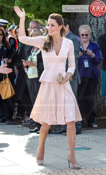 Kate Middleton - Adelaide - 23-04-2014 - Kate Middleton e Mary di Danimarca, lo stile è lo stesso