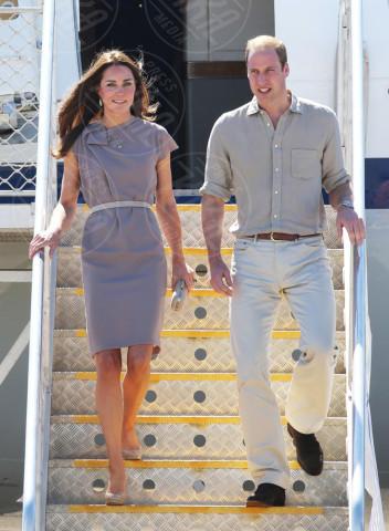 Principe William, Kate Middleton - 22-04-2014 - Kate Middleton, più che un viaggio… una sfilata!
