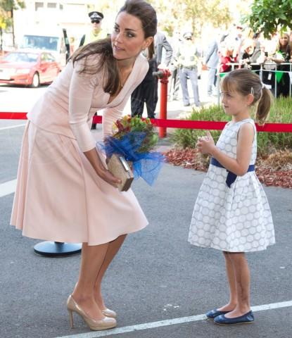Kate Middleton - Adelaide - 23-04-2014 - Kate Middleton, più che un viaggio… una sfilata!