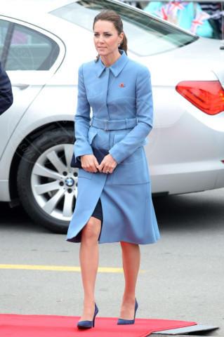 Kate Middleton - 11-04-2014 - Kate Middleton e Mary di Danimarca, lo stile è lo stesso