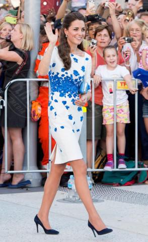 Kate Middleton - Brisbane - 19-04-2014 - Kate Middleton e Lady Diana, lo stile è lo stesso