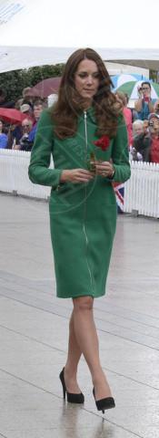 Principe William, Kate Middleton - Cambridge - 12-04-2014 - Kate Middleton, più che un viaggio… una sfilata!