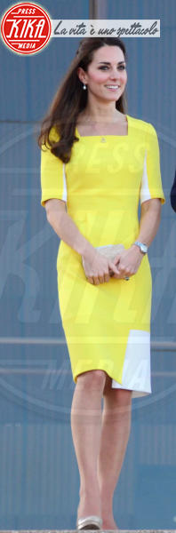 Principe William, Kate Middleton - Sydney - 16-04-2014 - Giallo e arancione, colori del sole e dell'estate!