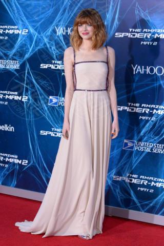 Emma Stone - New York - 25-04-2014 - Emma Stone ha già vinto l'Oscar dell'eleganza!
