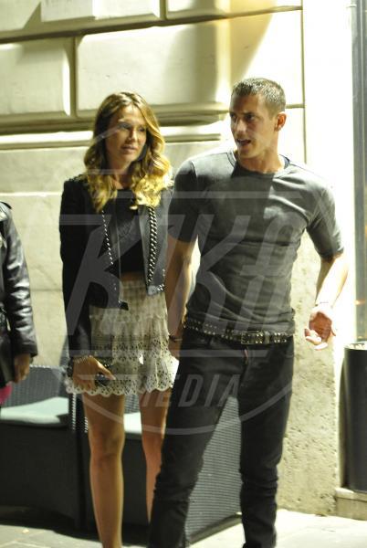 Claudio D'Alessio, Nicole Minetti - Roma - 26-04-2014 - Nicole Minetti aspetta un figlio da Claudio D'Alessio