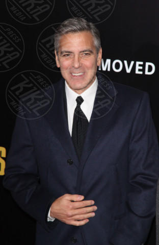 George Clooney - NYC - 04-02-2014 - George Clooney papà: tutte le ex fidanzate