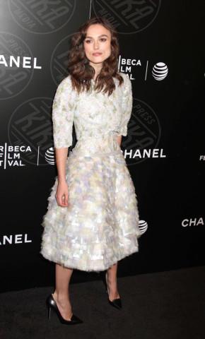 Keira Knightley - New York - 26-04-2014 - Keira Knightley, da calciatrice a femme fatale