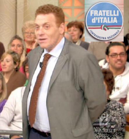 Fabrizio Bracconeri, Rita Dalla Chiesa - Roma - 02-08-2010 - Donald Trump sarà il prossimo Presidente Usa?