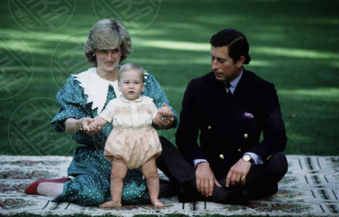 Principe Carlo d'Inghilterra, Principe William, Lady Diana - 31-10-2010 -