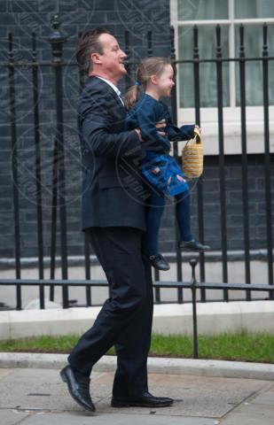 Florence Cameron, David Cameron - Londra - 29-04-2014 - Mammo son tanto felice, il lato paterno dei vip