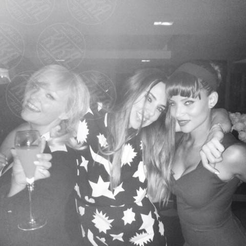 Emma Bunton, Denise Vasi, Victoria Beckham - Londra - 27-04-2014 - Spice reunion al party per i 40 anni di Victoria Beckham
