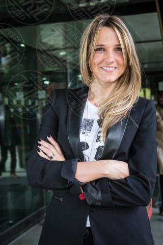 Francesca Barra - Roma - 29-04-2014 - Claudio Santamaria, la nuova fidanzata è lei