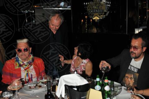 Cristiano Malgioglio, Dolcenera - Milano - 28-04-2014 - Tanti VIP alla serata di compleanno di Antonio Vandoni