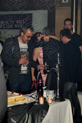 fidanzato, Dolcenera - Milano - 28-04-2014 - Tanti VIP alla serata di compleanno di Antonio Vandoni