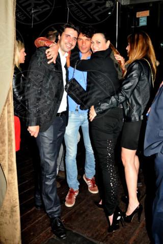 Andrea Morri, Sara Ventura - Milano - 28-04-2014 - Tanti VIP alla serata di compleanno di Antonio Vandoni
