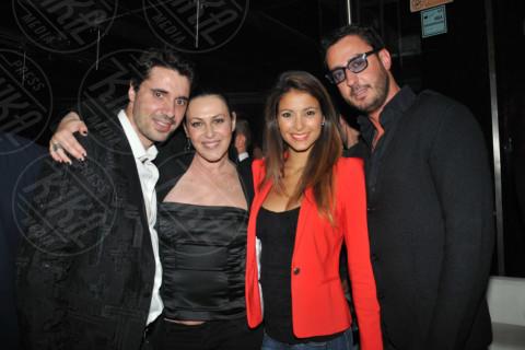 Lorenzo Tonetti, Andrea Morri, Sara Ventura - Milano - 28-04-2014 - Tanti VIP alla serata di compleanno di Antonio Vandoni
