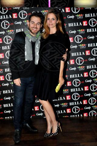 Daniele Bossari, Filippa Lagerback - Milano - 28-04-2014 - Tanti VIP alla serata di compleanno di Antonio Vandoni