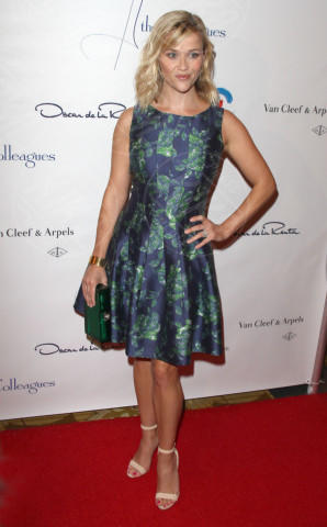 Reese Witherspoon - Beverly Hills - 29-04-2014 - Reese Witherspoon, icona di stile sul red carpet e fuori