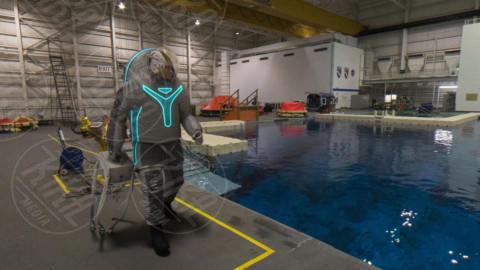 Washington - 30-04-2014 - Il vecchio astronauta va in pensione: ecco la tuta spaziale Z-2