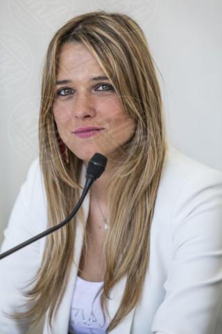 Francesca Barra - Roma - 30-04-2014 - Claudio Santamaria, la nuova fidanzata è lei