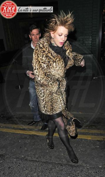 Courtney Love - Londra - 22-02-2011 - Il leopardo non si ammaestra, si indossa